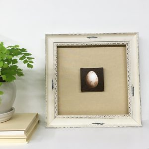 Framed Mini Egg