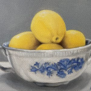 Lemon Still Life Print for Sale by Amy Crews
