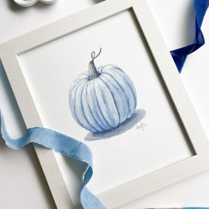 Great Pumpkin-Blue, 8x10 print