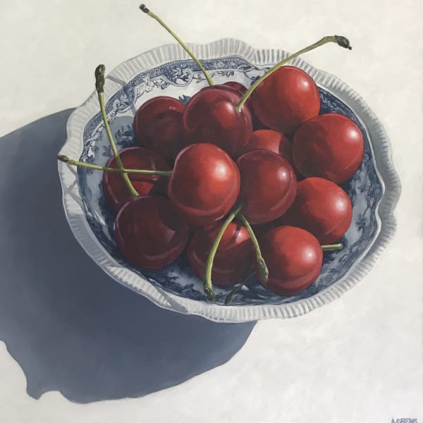 """""""Life is a Bowl of Cherries"""" by Amy Crews"""